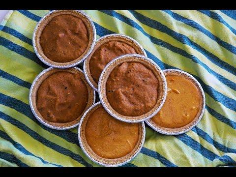 Easy No Bake Desserts   Thanksgiving Pumpkin Pie Recipe