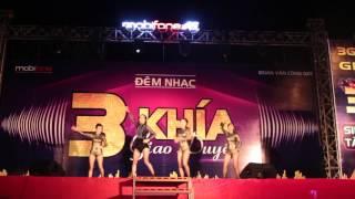 Live Stream & Review: nhảy dance Qk9 - ba khía giao duyên