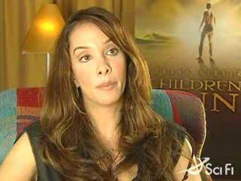 Daniela Amavia Interview about Children of Dune