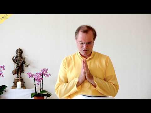 1. Lektion: Was ist Vedanta, Achtsamkeitsmeditation - 01A Vedanta Meditation und Jnana Yoga