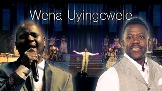 Download Benjamin Dube feat. Sicelo Moya - Wena Uyingcwele MP3 song and Music Video