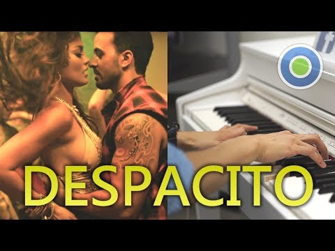 Despacito【Piano Cover】(Luis Fonsi ft. Daddy Yankee)