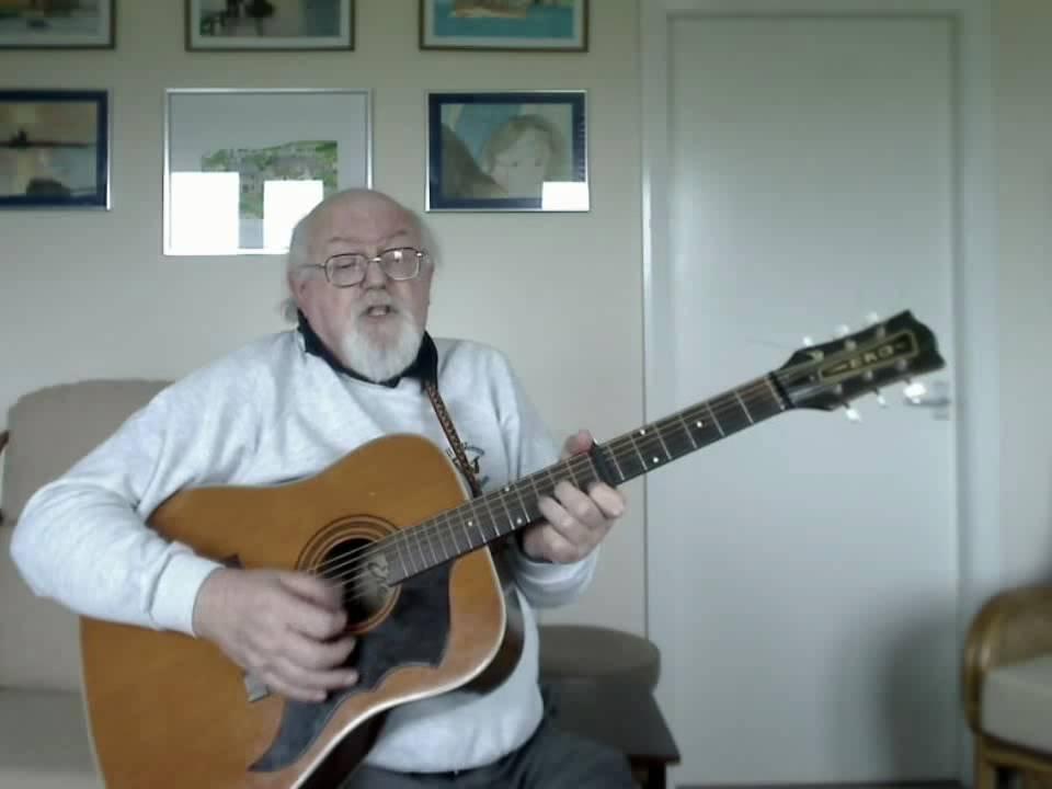 Guitar Carrickfergus Including Lyrics And Chords Youtube