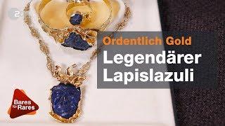 Mit Lapis löppt's! Fette Steine und Goldnuggets bei Bares für Rares vom 29.04.2019   ZDF