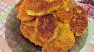 Картофельные Брусочки. Вкусное блюдо из простых ингредиентов. // Олег Карп
