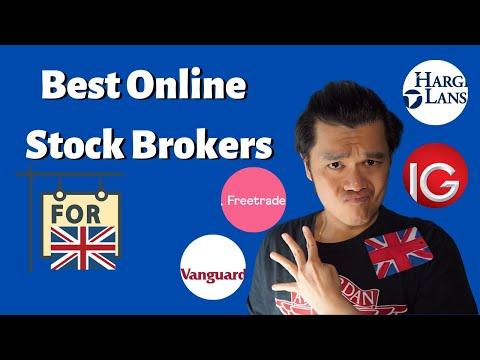Best Online Stock Brokers for UK Investor (UK ISA INVESTMENT)