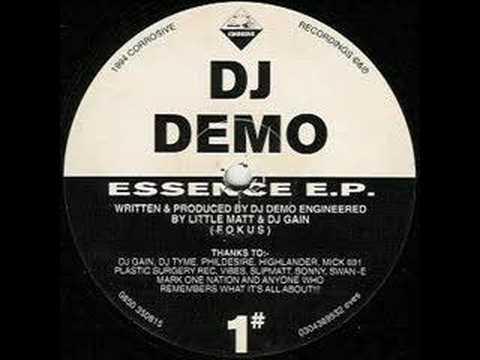 DJ Demo - Essence EP (power of love)