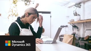 Serve up delightful experiences with Dynamics 365 Customer Insights