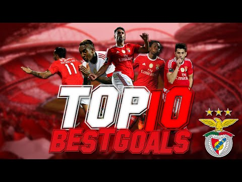 TOP10 melhores golos no ESTÁDIO DA LUZ • BENFICA TRICAMPEÃO • 2015/2016