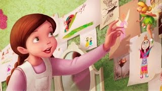 Disney Tinker Bell and the Great Fairy Rescue ♡ A Magical Adventure Storybook For Kids thumbnail