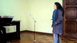 G. Pergolesi - Stabat Mater  Eja Mater fons amoris