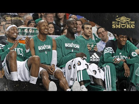 Rajon Rondo On Celtic's Big-4 Run: 'We Had Chemistry From Day 1' | ALL THE SMOKE | SHOWTIME
