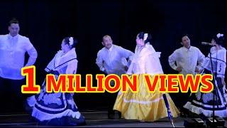 Carinosa - Philippine Traditional Cultural/Folk Dance/Carassauga 2018,Toronto,Canada