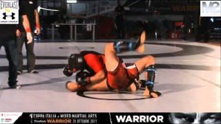 MMA Serie A 110kg Tomasetti vs Castellucci - Girone all'italiana