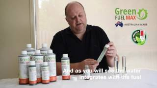Green Fuel Max - Introduction