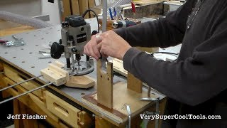 3 Of 4 • Diy Router Edge Guide • Diy Router Cradle