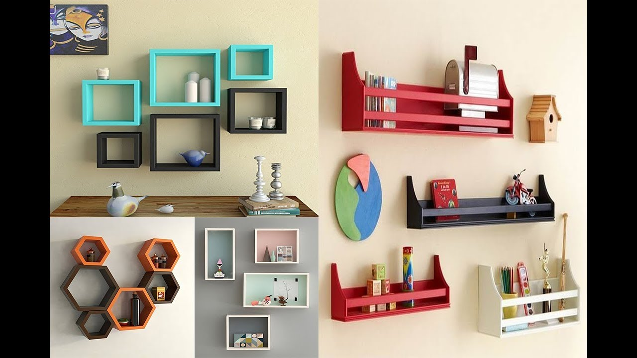 Wall Shelf Design 50 Creative Wall Shelf Design Ideas As Royal Decor