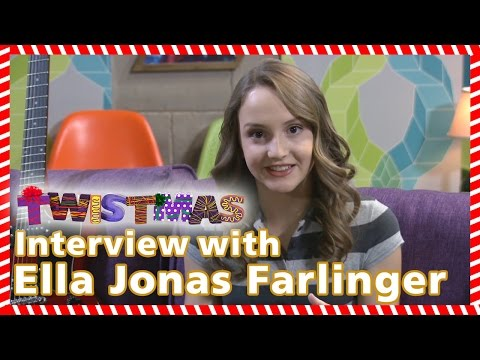 Twistmas  with Ella Jonas Farlinger