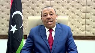 الثني يرحب بالهجمات ضد داعش غربي ليبيا