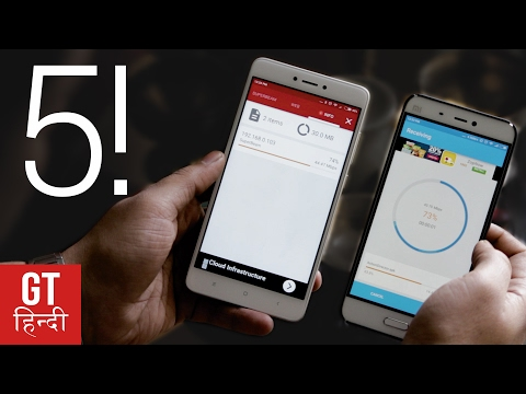 5 Best Apps To Transfer Big Files On Android And Windows Via Wi-Fi (Hindi-हिन्दी) | GT Hindi