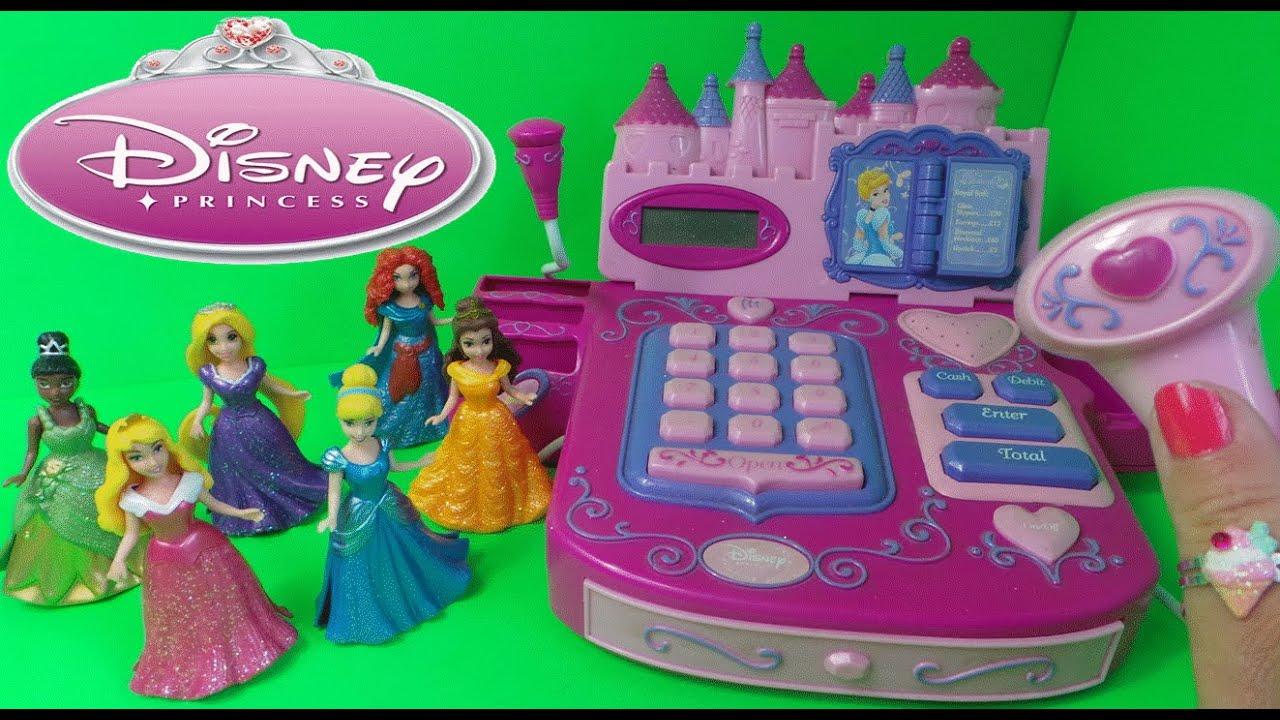 Royal Register Cash Princess Disney