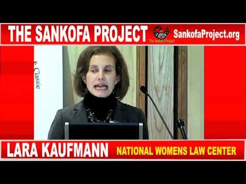 LARA KAUFMANN - NATIONAL WOMEN'S LAW CENTER