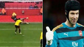 Petr Cech Saves Penalty, FINALLY Keeps 200th Premier League Clean Sheet