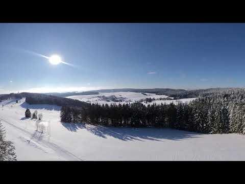 Winteraufnahmen Herrischried, nahe