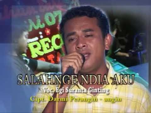 EGI SURANTA GINTING - SALAHNGE NDIA AKU (Official Music Video) - Lagu Karo Terbaru 2018