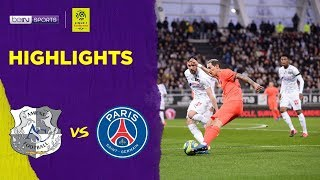 Amiens 4-4 PSG | Ligue 1 19/20 Match Highlights