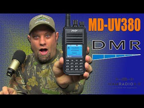 Ham Radio 2.0: Episode 138 - Unboxing the TYT MD-UV380/390 Dual Band DMR HT