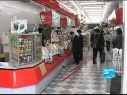 Japan genbruger spisepinde