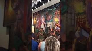 Bert Samples, Deluxe Theater June 16, 2018