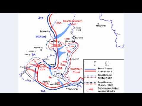 Битва за Харьков 1942 года (рассказывает историк Алексей Исаев)