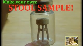 Diy Stool Sample (quickie Project #5)