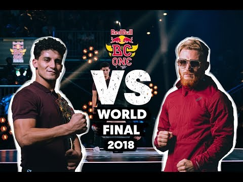 Lil Zoo (AUT) Vs. Lil Kev (FRA) | Top 8 | Red Bull BC One World Final 2018