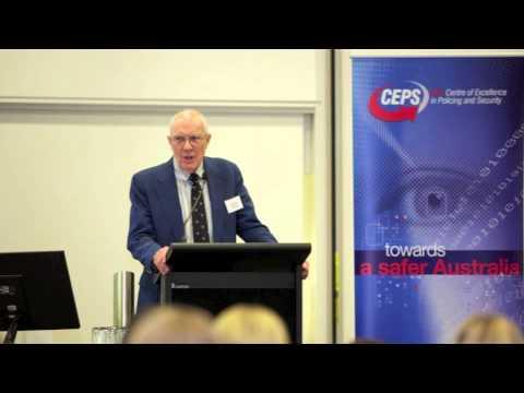 Distinguished Professor Emeritus David Bayley