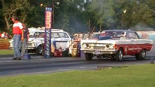 Flashback Friday 2014  1964 AFX Comet Big Stick and Mr C's 1967 Fairlane Wagon