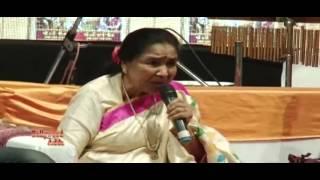 Asha Bhosle | Hema Malini | Pt. Jasraj | Album Launch Dr.Veena Mundhra