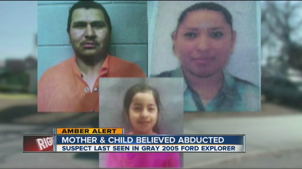 Amber Alert Suspect Last Seen In Gray 2005 Ford Explorer Youtube