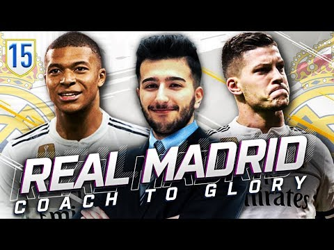 5 SEASONS COME TO AN END HERE CHAMPIONS LEAGUE FINAL - FIFA 19 REAL MADRID CAREER MODE CTG 15