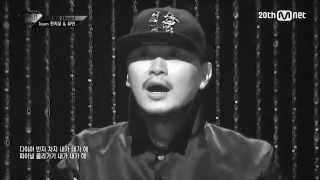 UNPRETTY RAPSTAR 2 ep. 8 YUBIN & JIYOON