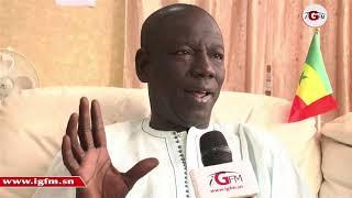 "Covid-19 à Kaffrine- Abdoulaye Wilane-  ""Pas de panique, ni de stigmatisation..."""