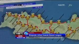 BMKG Prediksi Hujan Akan Berlangsung Hingga Akhir Juli - NET24