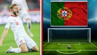 Jakub Błaszczykowski Gol 2-3 Polska v Portugalia 11.10.2018