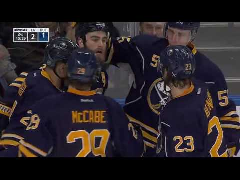 Los Angeles Kings vs Buffalo Sabres | December 13, 2016 | Full Game Highlights | NHL 2016/17