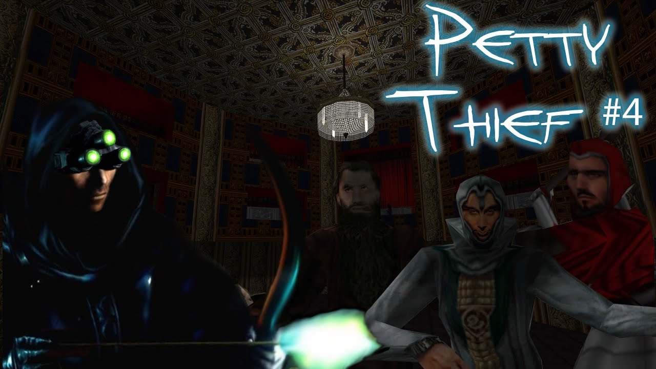 Petty Thief #4