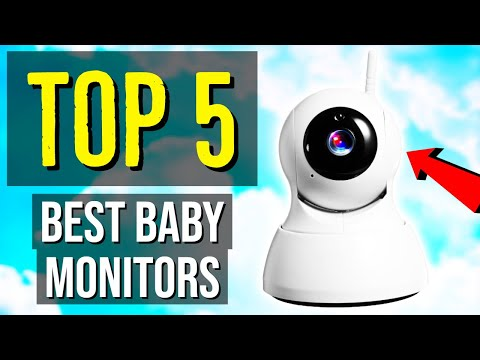 ✅ TOP 5: Best Baby Monitor 2020