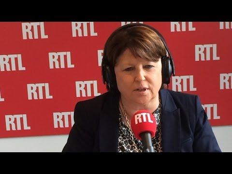 """Martine Aubry : """"il faut que tous les républicains fassent barrage contre le Front national"""""""