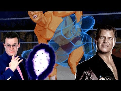 Jim Cornette and Jerry Lawler on The Invisible Man and other wacky gimmicks